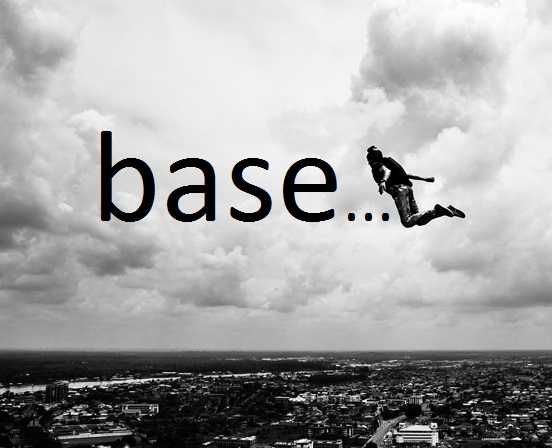 The right 'BASE'